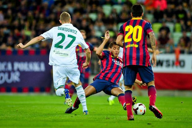 W 2013 roku Lechia Gdańsk towarzysko grała z FC Barcelona. W lipcu w ramach 2. rundy kwalifikacji może zmierzyć się m.in. z inną drużyną ze stolicy Katalonii - Espanyolem.