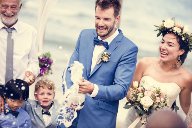 Mali goście na weselu