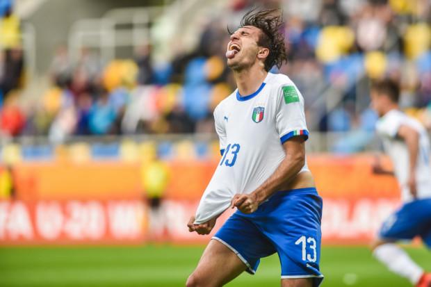 Decydującą bramkę w 73. minucie zdobył Włoch, Luca Ranieri.