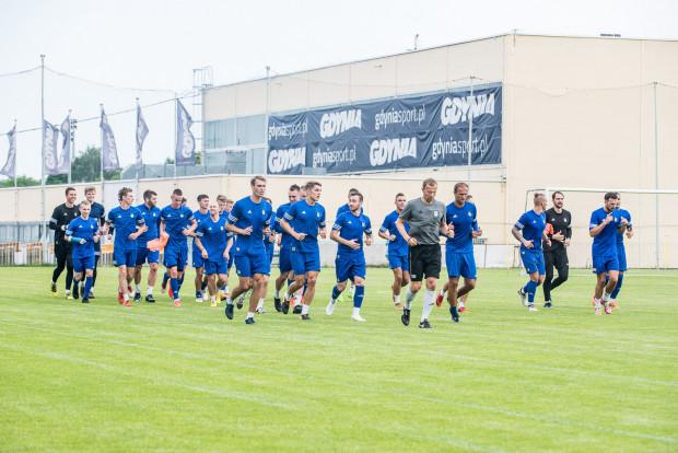 Arka Gdynia 18 czerwca wróci do treningów. 4 dni później zagra już pierwszy sparing, a 4 lipca przeniesie się do Gniewina.