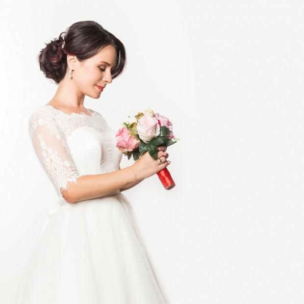Suknie ślubne - wybierz model zgodny ze swoją sylwetką.