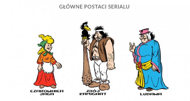 Według zapewnień twórców i producentów, serial ma bardzo mocno nawiązywać do charakterystycznej kreski Janusza Christy. Pojawią się także wszystkie znane z kart zeszytów postaci.