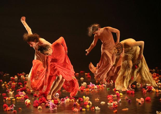 """""""Rite of spring"""" izraelskiego Orly Portal Dance Company będzie można zobaczyć w Gdańsku 8 czerwca."""