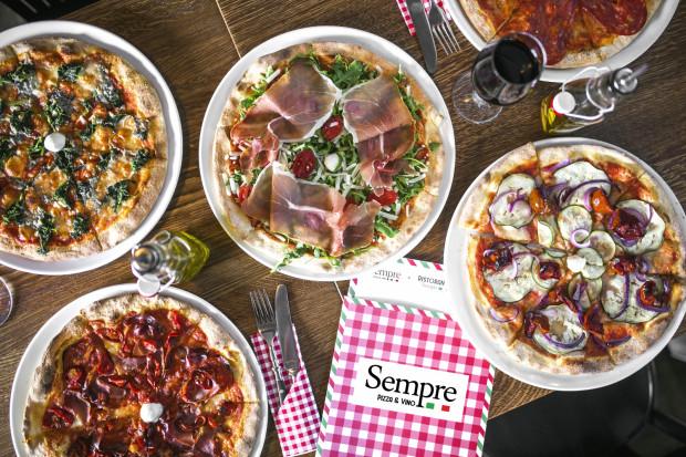 Sempre Pizza & Vino wprowadza Trójmiejską Kartę VIP 15%. dla mieszkańców Gdańska, Gdyni i Sopotu.