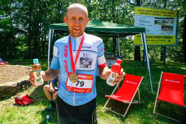 Zawody w Kartuzach odbywały się w formule triathlonowej oraz duathlonowej.