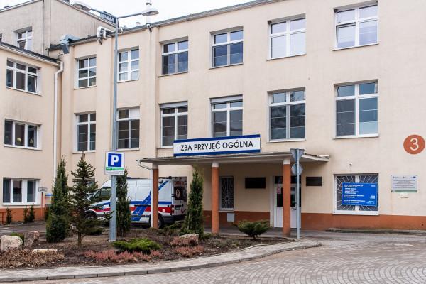 Zamiany w Szpitalu Morskim im. PCK w Gdyni.