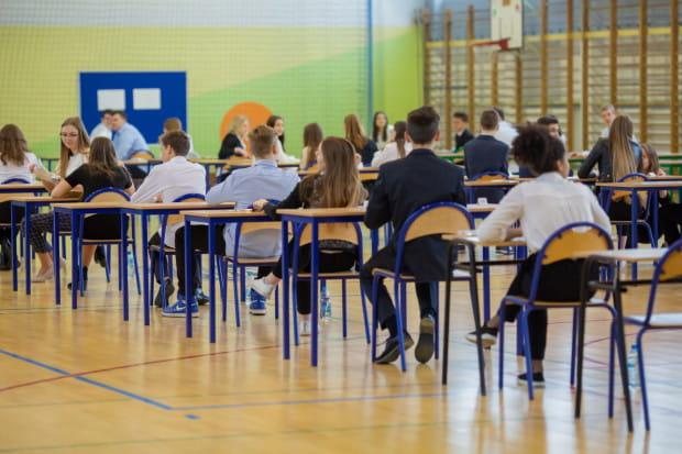 Kwietniowe egzaminy przebiegły bez większych zakłóceń.