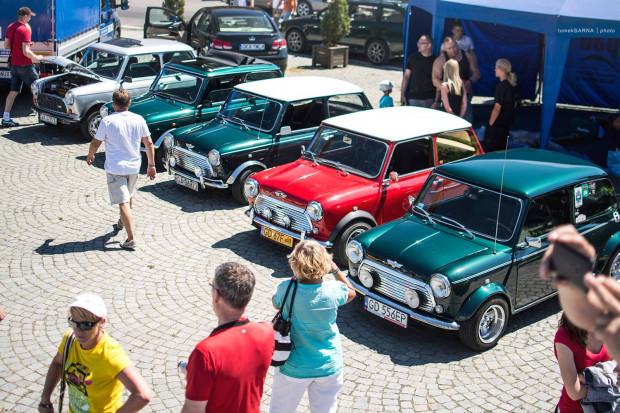 Już po raz ósmy fani Mini przejadą ulicami Gdyni.