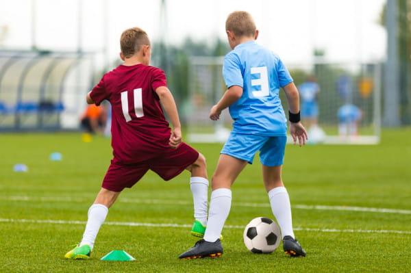 Piłkarskie półkolonie dla dzieci corocznie cieszą się dużym zainteresowaniem.