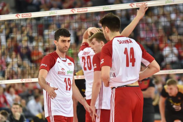 Marcin Janusz (nr 19) pojawił się w składzie biało-czerwonych w czerwcowej Lidze Narodów. Na występ musiał czekać do trzeciego turnieju.
