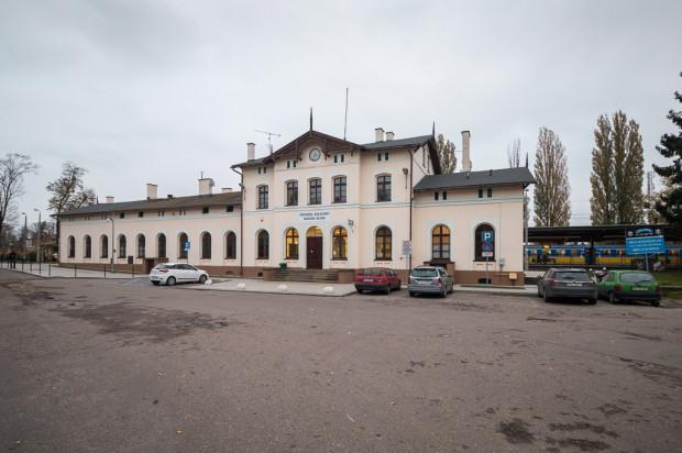 Dworzec PKP w Oliwie renowację przeszedł kilka lat temu. Teraz czeka go bardziej gruntowny remont.