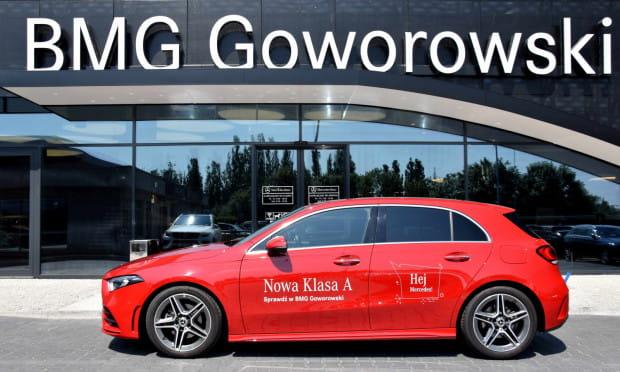 Odwiedź salony BMG Goworowski w Gdańsku i w Gdyni.