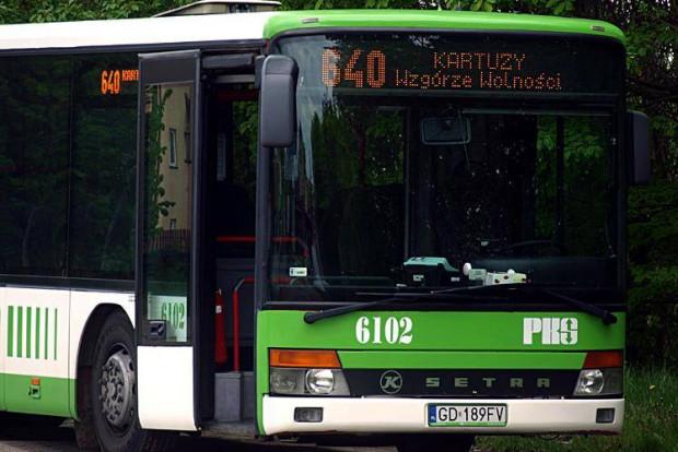 Autobus linii 640 na trasie Gdynia-Kartuzy przestaje jeździć.