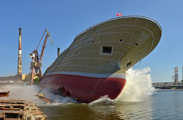 Trawler służyć będzie do połowu ryb dennych za pomocą włoków dennych i pelagicznych ciągniętych za statkiem.