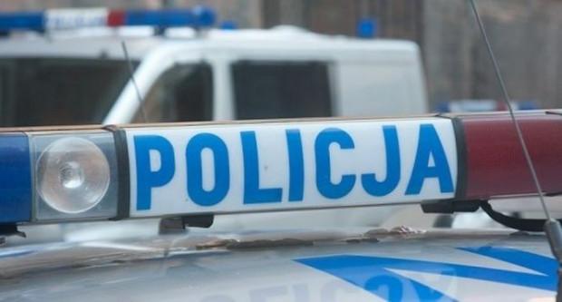 Nietypowy przebieg miała interwencja policji na ul. Małomiejskiej w Gdańsku.