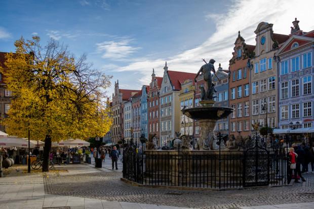 Do zdarzenia doszło w samym centrum Gdańska.