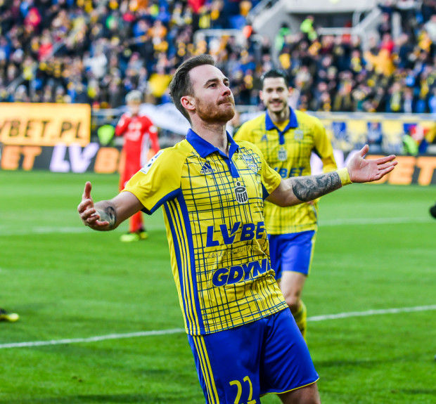 Michał Janota w Arabii Saudyjskiej podpisał kontrakt życia, ale karierę chciałby skończyć na polskich boiskach, a zatem powrotu do Arki Gdynia nie wyklucza.
