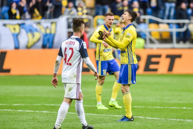 Maciej Jankowski podpisał z Arką Gdynia nowy kontrakt. Umowa obowiązuje do 30 czerwca 2021 roku i zawiera opcję przedłużenia na kolejny sezon.