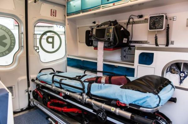 Ze środków BO w Gdyni zostanie również zakupiony w pełni wyposażony ambulans dla Miejskiej Stacji Pogotowia Ratunkowego.