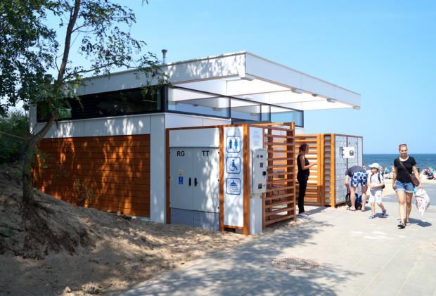 Na budowę dwóch kolejnych toalet miasto chce przeznaczyć 2,5 mln zł.