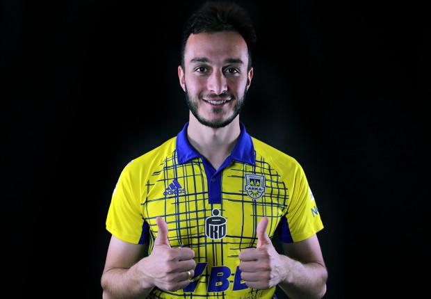 Davit Skhirtladze ma za sobą występy w reprezentacji Gruzji, a także Lidze Europy.