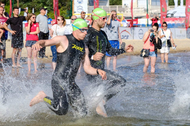W zeszłym roku sanepid zakazał kąpieli w Brzeźnie i pływanie zostało wyłączone z Triathlonu Gdańsk. Tegoroczna edycja odbędzie się już w klasycznej formule.