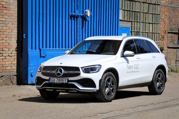Nowy Mercedes-Benz GLC
