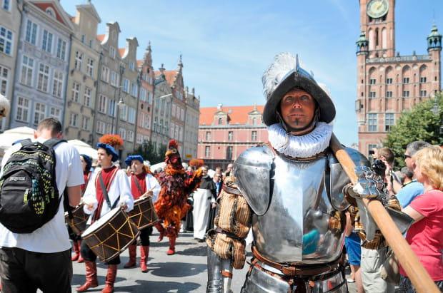 Jarmark św. Dominika to aż 750 stoisk zlokalizowanych na 19 ulicach Gdańska.