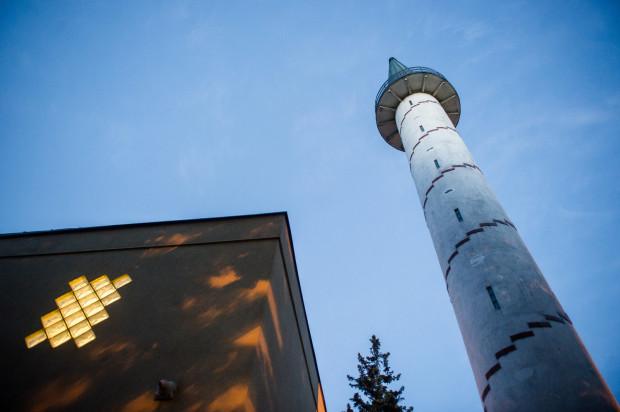 Jedną z atrakcji będzie zwiedzanie meczetu w Gdańsku.