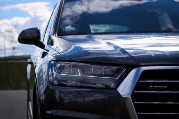Audi Q7 (zdjęcie poglądowe).