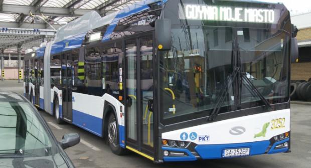 Blisko 100 mln zł to wartość spółek przewozowych w Gdyni, w których miasto ma 100 proc. udziałów.