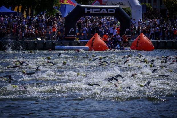 W niedzielę 28 lipca w Elblągu triathloniści zmierzą się z trzema dystansami do wyboru.