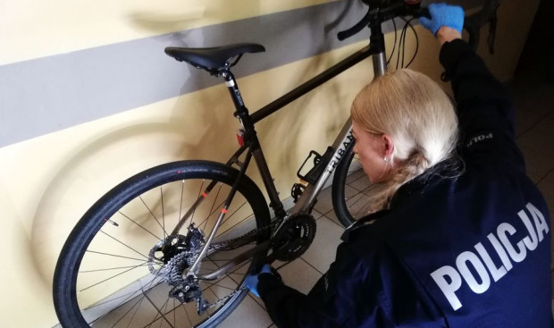 Na początku lipca w Sopocie udało się odnaleźć rower, który został skradziony w Gdańsku.