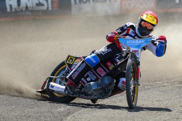 Mikkel Bech zaliczył dobry występ na pożegnanie sezonu. Zdobył 10 punktów dla Zdunek Wybrzeża Gdańsk i dodatkowe trzy bonusy.