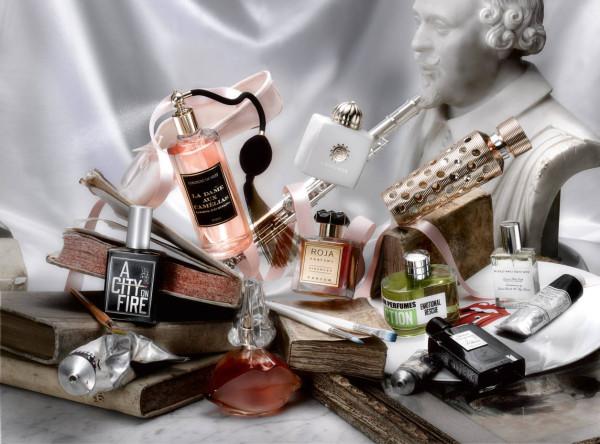 Perfumy i sztuka zdają się żyć w idealnej symbiozie, inspirując się nawzajem i współpracując ze sobą.