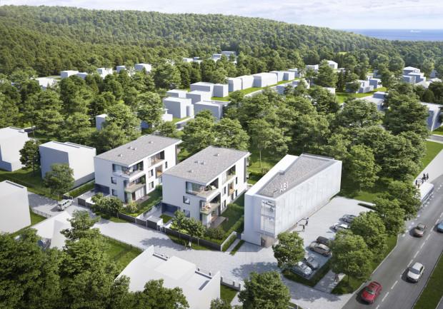 Biurowiec w ramach kompleksu Unique w Orłowie zacznie powstawać w ciągu najbliższych tygodni.