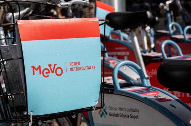 Na razie do Trójmiasta przyjedzie tylko 200 z planowanych 2856 nowych rowerów.