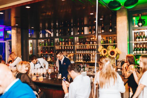 W oficjalnym otwarciu Medusa Bar wzięło udział prawie 300 osób.