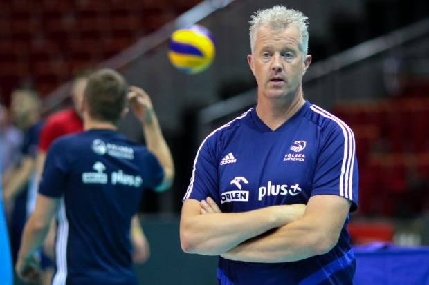 Vital Heynen po raz pierwszy poprowadzi reprezentację Polski w Ergo Arenie, ale grał tutaj jako trener siatkarzy z Bydgoszczy oraz oglądał mecze podczas mistrzostw Europy 2013.
