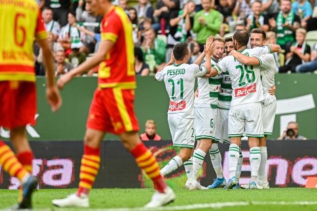 Artur Sobiech rozgrywał 12 sierpnia setny mecz w ekstraklasie. Jego gol dał Lechii Gdańsk remis w spotkaniu z Jagiellonią Białystok.