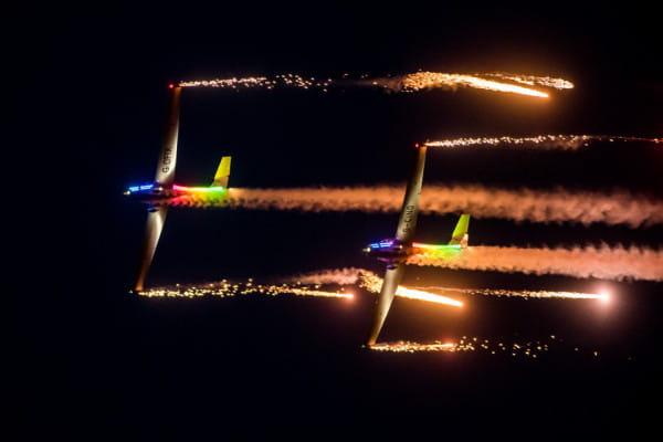 Pokazy w ramach Lotos Gdynia Aerobaltic potrwają od piątku do niedzieli - najlepiej oglądać je ze śródmiejskiej plaży.