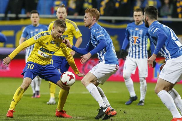 Arka zmierzy się z Lechem w sobotę na stadionie w Redłowie.