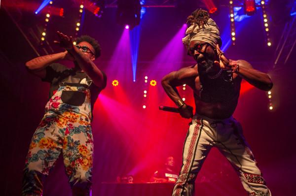 """Earthgang, duet z Atlanty, który w swojej twórczości stroni od głównych trendów, stawiając na społecznie zaangażowane teksty i własne poczucie """"flow""""."""