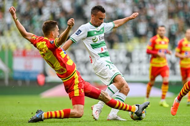 """Sławomir Peszko zapewnia, że PESEL nie oszuka, ale bez względu na to, ile dostaje minut gry, daje z siebie """"maksa""""."""