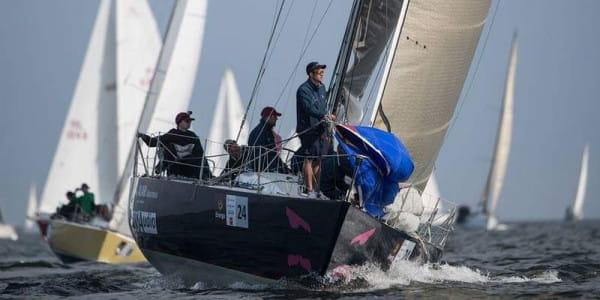 Jacht Scamp 27, brązowy medalista mistrzostw Europy ORC sprzed tygodnia, będzie wielkim nieobecnym morskich żeglarskich mistrzostwa Polski na Zatoce Gdańskiej.