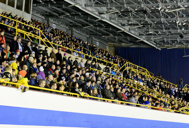 Gdańscy kibice zanotowali trzecią średnią frekwencje w poprzednim sezonie PHL. Na mecze hokeistów przychodziło średnio 1500 osób.