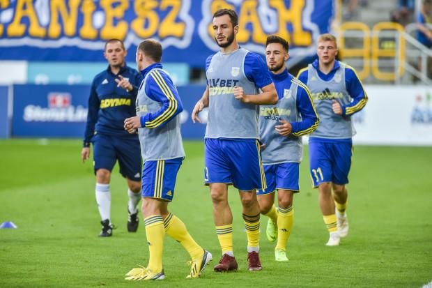 Davit Skhirtladze po raz czwarty w tym sezonie wszedł z ławki, ale w Krakowie dostał więcej minut niż w trzech poprzednich występach razem wziętych i strzelił debiutanckiego gola w ekstraklasie.