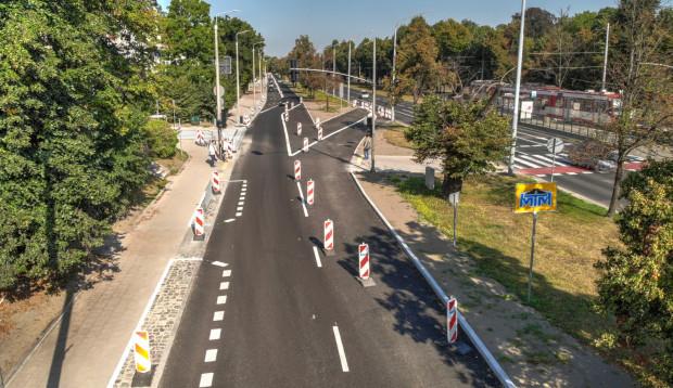 W piątek będzie można już korzystać z całej infrastruktury łącznie z miejscami postojowymi.