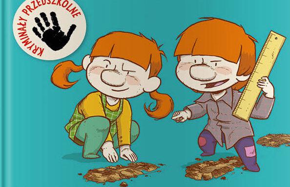 """Bohaterami serii kryminalnej """"Tajemnice przedszkola Wronie Gniazdo"""" jest para małych detektywów - Leon i Livia, którzy bawią się w rozwiązywanie przeróżnych zagadek."""