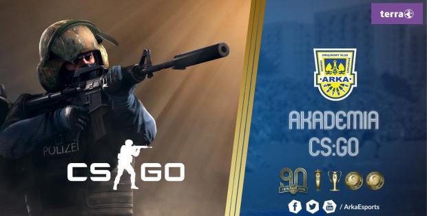Counter Strike: Global Offensive to kolejna po FIFIE produkcja, w którą inwestuje Arka Gdynia.
